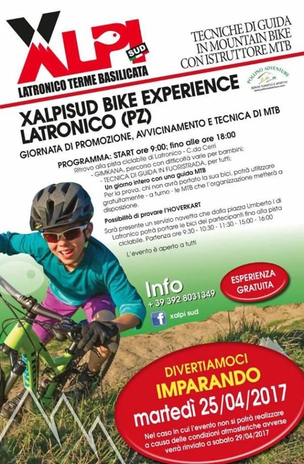 latronico bike experience